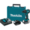 Makita 18V LXT® Lithium-Ion Brushless Cordless Impact Driver Kit, var. spd., rev. L.E.D. Light, case (3.0Ah)