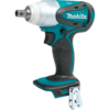 "Makita 18V LXT® Lithium-Ion Cordless 1/2"" Sq. Drive Impact Wrench"