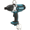 "Makita 18V LXT® Lithium-Ion Cordless High Torque Quick Change 7/16"" Hex Impact Wrench"