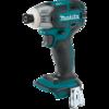 Makita 18V LXT® Lithium-Ion Brushless Cordless Oil-Impulse 3-Speed Impact Driver