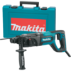 "Makita 1"" Rotary Hammer, accepts SDS-PLUS bits, 3-mode, var. spd., reversible, case (D-handle)"