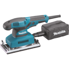 Makita 1/3 Sheet Finishing Sander, 1.7 AMP, 11,000 OPM