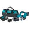 Makita 18V LXT® Lithium-Ion Cordless Compact Band Saw Kit, L.E.D. Light, bag (5.0Ah)