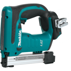 "Makita 18V LXT® Lithium-Ion Cordless 3/8"" Crown Stapler"