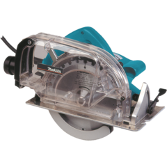 "Makita 7-1/4"" Circular Saw, 13 AMP, Dust Collector, for Fiber-Cement"