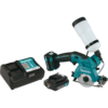 "Makita 12V max CXT™ Lithium-Ion Cordless 3-3/8"" Tile/Glass Saw Kit, case (2.0Ah)"