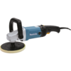 "Makita 7"" Polisher/Sander, 10 AMP, 600-3,000 RPM, var. spd., loop handle"