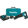 Makita 18V LXT® Lithium-Ion Brushless Cordless Recipro Saw Kit, 2-speed, var. spd., tool-less blade change, case (4.0Ah)
