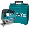 Makita Top Handle Jig Saw, tool-less, 500-3,100 SPM, var. spd, orbital, case