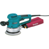 "Makita 6"" Random Orbit Sander, 2.7 AMP, 4,000-10,000 OPM (D-handle)"