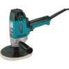 "Makita 7"" Vertical Polisher, 7.9 AMP, 600-2,000 RPM, var. spd.,  5/8""-11"
