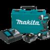 Makita 18V LXT® Lithium-Ion Brushless Cordless Quick-Shift Mode™ 3-Speed Impact Driver Kit, case (4.0Ah)