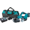 Makita 18V LXT® Lithium-Ion Cordless Compact Band Saw Kit, L.E.D. Light, bag (3.0Ah)