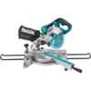 "Makita 18V X2 LXT® Lithium-Ion (36V) Brushless Cordless 7-1/2"" Dual Slide Compound Miter Saw"