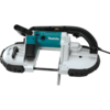 Makita Portable Band Saw, 6.5 AMP, L.E.D. Light, variable speed, no lock-on