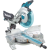 "Makita 12"" Dual Slide Compound Miter Saw, laser"