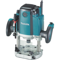 Makita 3-1/4 HP Plunge Router, 22,000 RPM