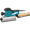 "Makita 1/2"" Sheet Finishing Sander, 2.9 AMP, 4,000-10,000 OPM, var. spd."