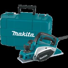 "Makita 3-1/4"" Planer, 6.5 AMP, case"
