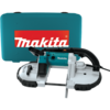 Makita Portable Band Saw, 6.5 AMP, L.E.D. Light, variable speed, no lock-on, case