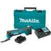 Makita 12V max CXT™ Lithium-Ion Cordless Multi-Tool Kit, 6,000-20,000 OPM, case (2.0Ah)