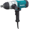 "Makita 1"" Impact Wrench w/ friction ring anvil, 1,500 IPM, 738 ft. lbs., reversible, case"