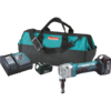 Makita 18V LXT® Lithium-Ion Cordless 16 Gauge Nibbler Kit, bag (3.0Ah)