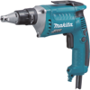 Makita Drywall Screwdriver, 6 AMP, 0-4,000 RPM, var. spd., reversible, L.E.D. Light