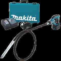 Makita 18V LXT® Lithium-Ion Cordless 8' Concrete Vibrator Kit
