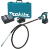 Makita 18V LXT® Lithium-Ion Cordless 8' Concrete Vibrator Kit