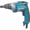 Makita Screwdriver, 6 AMP, 0-2,500 RPM, var. spd., reversible, L.E.D. Light, 6 stage adjustable torque settings