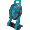 Makita 18V LXT® Lithium-Ion Cordless Fan, 2-Speed, var. spd.