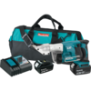 Makita 18V LXT® Lithium-Ion Cordless 18 Gauge Straight Shear Kit, bag (3.0Ah)