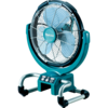"Makita 18V LXT® Lithium-Ion Cordless 13"" Fan, 2-Speed, var. spd."
