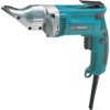 Makita 18 Ga. Straight Shear, 6.5 AMP, 0-2,500 RPM, var. spd.
