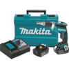 Makita 18V LXT® Lithium-Ion Brushless Cordless Drywall Screwdriver Kit, var. spd., L.E.D. Light, case (4.0Ah)