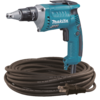 Makita Drywall Screwdriver, 6 AMP, 0-4,000 RPM, var. spd., reversible, L.E.D. Light with 50 ft. cord