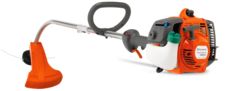Husqvarna 128CD 28cc Detachable , Curved Shaft Trimmer, D Attachments