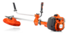 Husqvarna 345FR 45.7cc Bike HandlePro Brushcutter w/Line Brush & Saw Blade
