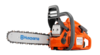 "Husqvarna 440E 18"", .325 pitch, .050 Ga. 40.9cc Tool-Less Tensioning Chainsaw"