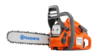 "Husqvarna 435 16"", .325 pitch, .050 Ga. 40.9cc Chainsaw"