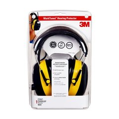 3M EAR PROTECT W/TUNE