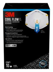 3M N95 PARTICULATE RESPIRATOR BOX OF 10