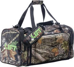 LIFT SHUTTLE BAG CAMO