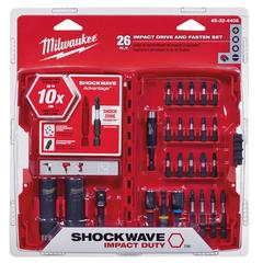 SHOCKWAVE™ Drive AND Fasten Set 26PC