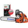 "Husqvarna 460 Rancher 24"", 3/8 pitch, .050 Ga. 60.3cc Chainsaw"