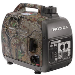 Honda EU2000i 2000W Camo! Inverter Generator Light Weight!