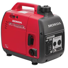 Honda EU2000i Companion Inverter Generator Double The Power Of EU2000I!