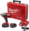 "Milwaukee 2762-22 M18 FUEL™ 1/2"" High Torque Impact Wrench with Pin Detent Kit"