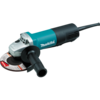 "Makita 5"" Paddle Switch Angle Grinder, 7.5 AMP, 10,000 RPM, 5/8""-11, AC/DC, lock-off, lock-on"